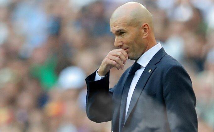 Zidane'ın suyu ısınıyor! Alternatif Mourinho...