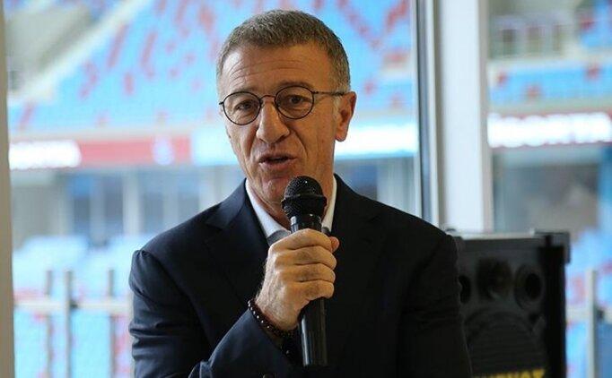 Ağaoğlu: 'Trabzonspor, gönüllerin olduğu kadar vicdanların şampiyonu'