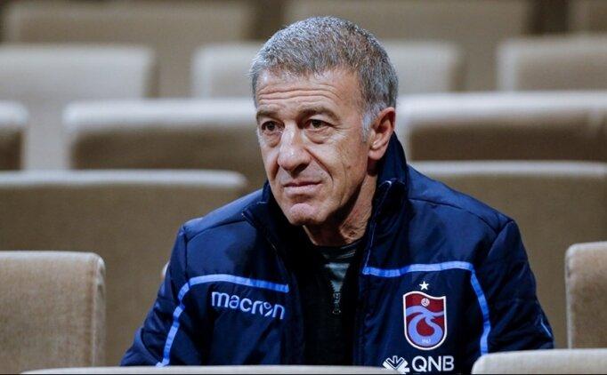 Trabzonspor'da Olcay Şahan zirvesi