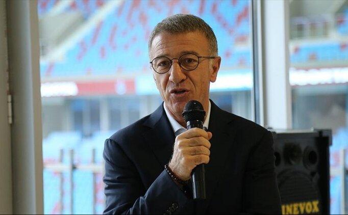 Ahmet Ağaoğlu: '11 Milyon Euro'luk kadro futbol oynuyor'