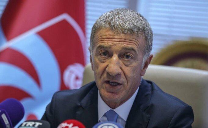 Ahmet Ağaoğlu: 'Trabzonsporumuzu hedeflerine ulaştıracağız'