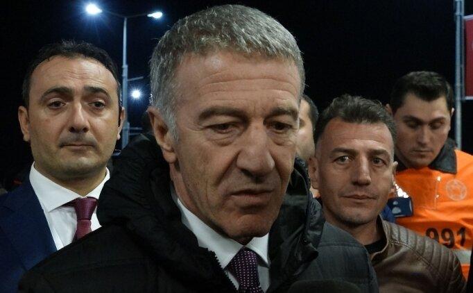 Ahmet Ağaoğlu'ndan Galatasaray maçı sonrası İSYAN!