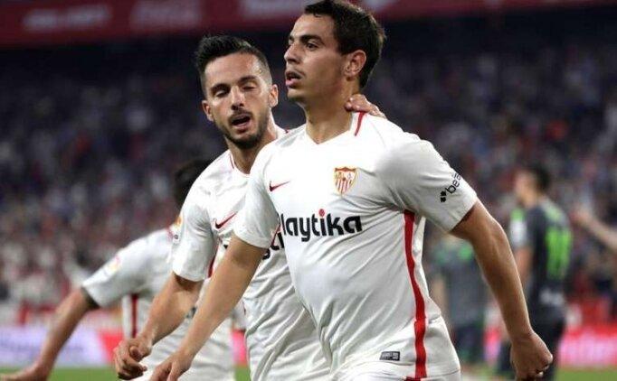 Ben Yedder, Monaco'ya transferini duyurdu!