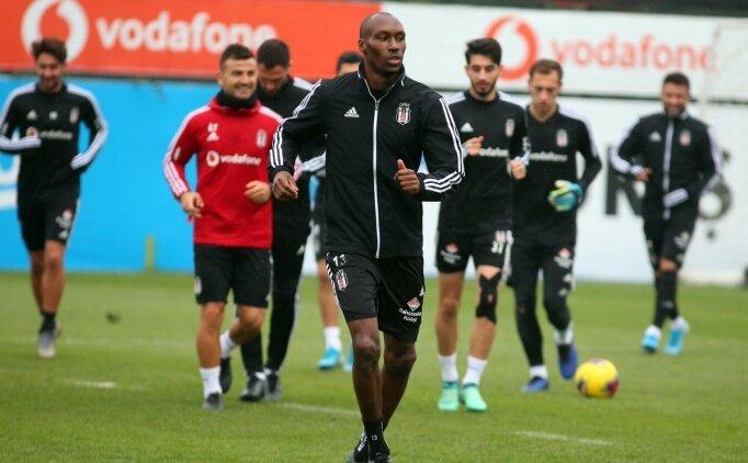 Beşiktaş, Yeni Malatyaspor maçı hazırlıklarını 3 eksikle tamamladı