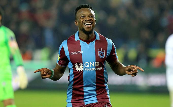 Trabzonspor'da aranan kan; Ogenyi Onazi