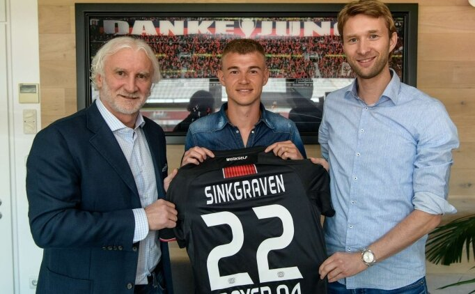 Bayer Leverkusen'den sola takviye! 5 milyon euro...