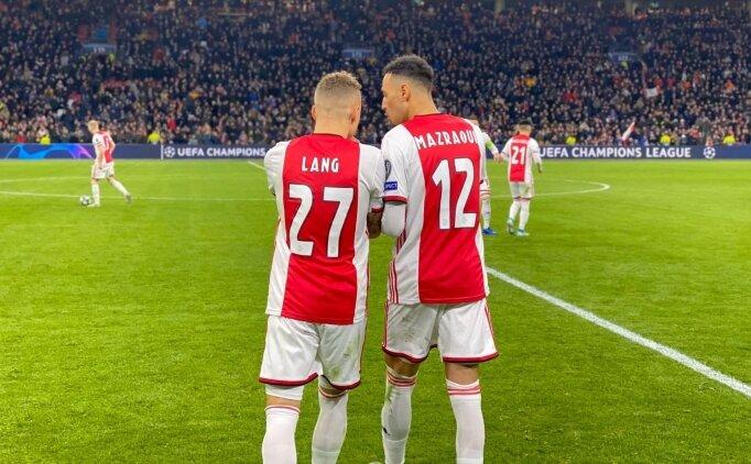 Ajax şoku yaşadı! Valencia turladı