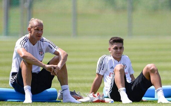 Beşiktaş'ta 14. koltuk Ajdin Hasic'e