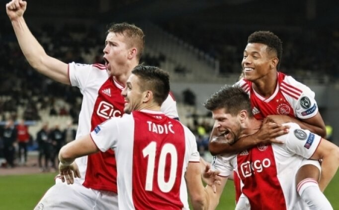 Ajax'tan Juventus itirafı!