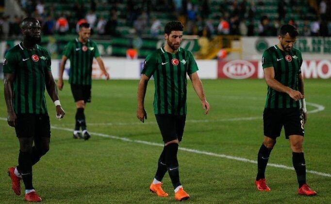 İkinci yarıda en kötü ekip; Akhisarspor