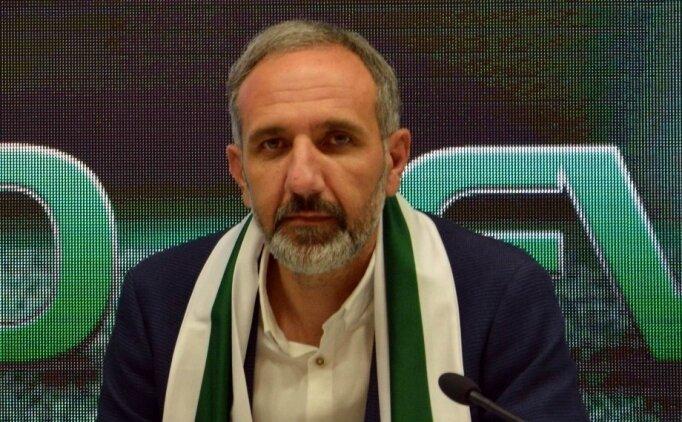 Konyaspor, hedefini 'ilk 5' olarak belirledi