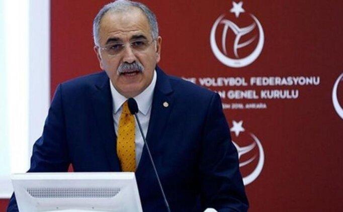 Mehmet Akif Üstündağ: 'Muhteşem bir galibiyet aldık'