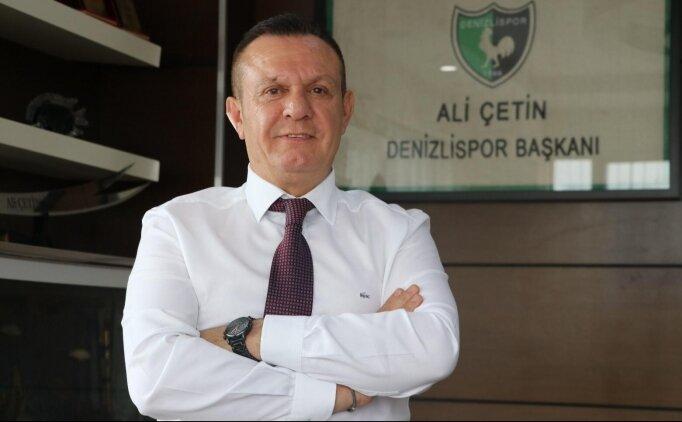 'Galatasaray ile oynayacağımızı rüyamda gördüm'