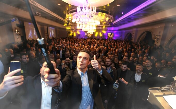 Ali Koç, UEFA'yı böyle ikna etti!