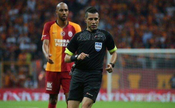 Süper Lig'de 8. haftanın hakemleri açıklandı