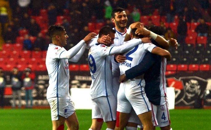 Altınordu, Eskişehirspor'u ateş hattına attı!