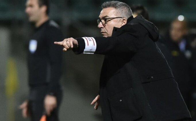 ''Aves maçı için Galatasaray'a yedek çıktılar''