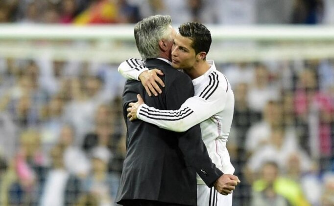 Cristiano Ronaldo, Allegri'nin yerine Ancelotti'yi istiyor!