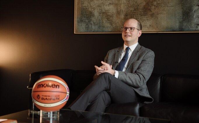 Zagklis: 'Türkiye hem erkek hem kadın basketbolda elit bir ülke'