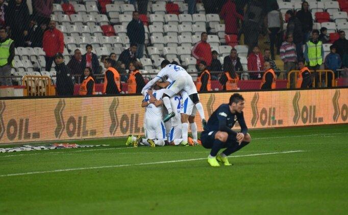 MKE Ankaragücü'nün konuğu Atiker Konyaspor