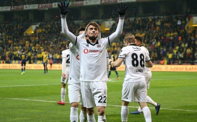 Beşiktaş'ın Sivasspor maçında çilingiri; Adem Ljajic