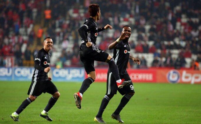Beşiktaş'ın Bursa planı; Kartal pas pas pas!
