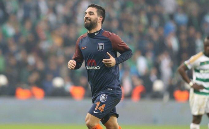 Beşiktaş'ta Arda Turan cevabı