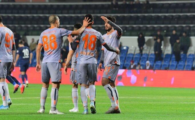 Başakşehir kupada Hekimoğlu Trabzon'u eledi