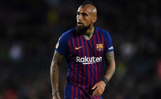 Barcelona'ya teklif; 'Nainggolan'ı al, Vidal'i ver'