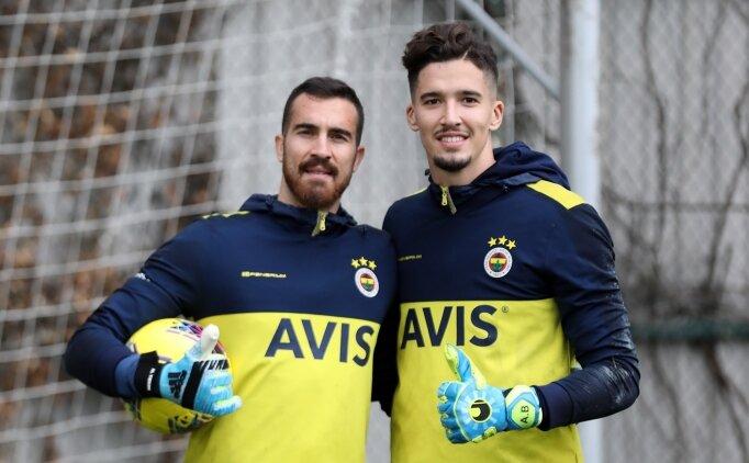 Fenerbahçeli Altay ve Harun'dan taraftara mesaj var