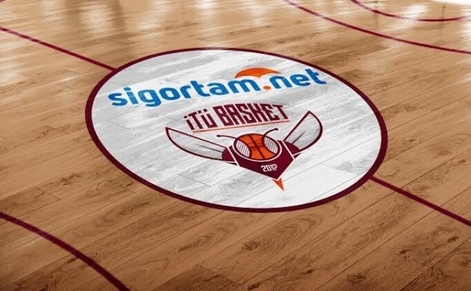 Sigortam.net İTÜ, Basketbol Süper Ligi'nde yer alacak