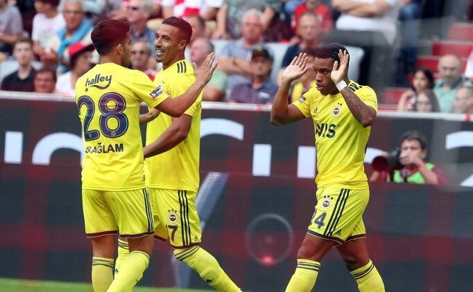 'Fenerbahçe, Süper Lig'de ki tüm takımlardan üstün'