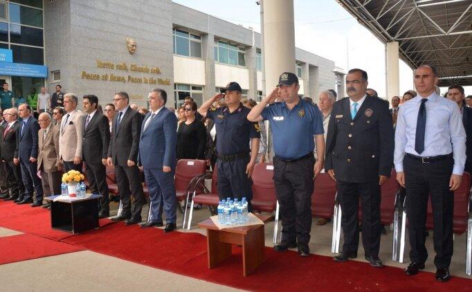 Atatürk için düzenlenen Barış Koşusu'nda Selanik'ten toprak getirildi