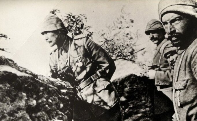 Atatürk'ün Çanakkale Zaferi sözü, 18 Mart Çanakkale Zaferi'nde yaşananlar