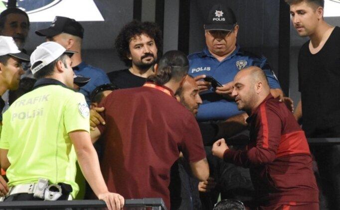 Galatasaray'da Hasan Şaş istifa etti!