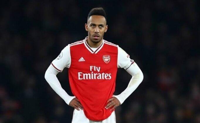 'Aubameyang, Arsenal'den ayrılabilir'