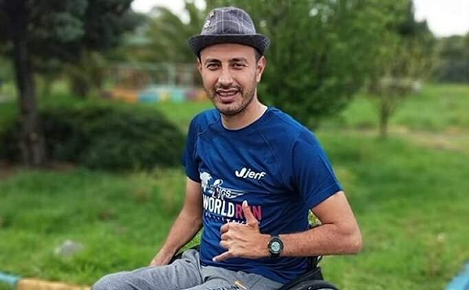 Bahattin Hekimoğlu'ndan Wings for Life World Run'a davet