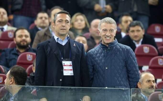 Fenerbahçe ve Trabzonspor'un kurtuluşu için ilk adım
