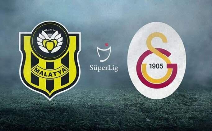 Yeni Malatyaspor Galatasaray maçı golleri izle, GS Malatya maçı skoru