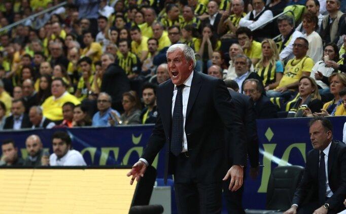 Jasikevicius: 'Obradovic'in sürprizleri olacak'