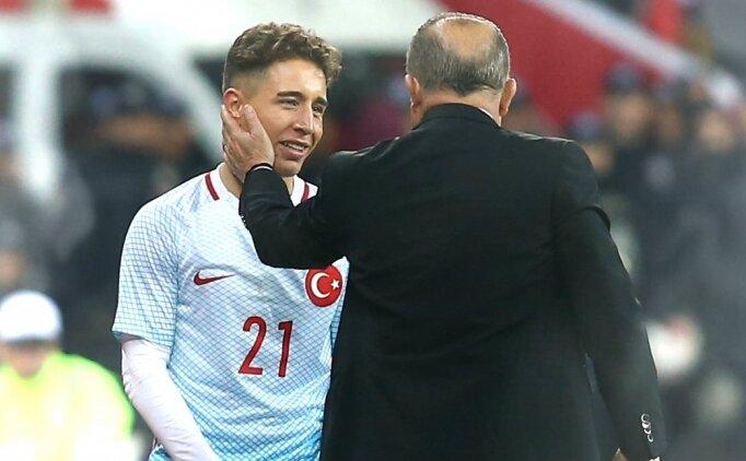 Galatasaray'dan Emre Mor'a Selçuk İnan tarifesi