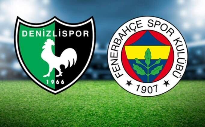 Denizlispor Fenerbahçe maçı özet izle (bein sports)