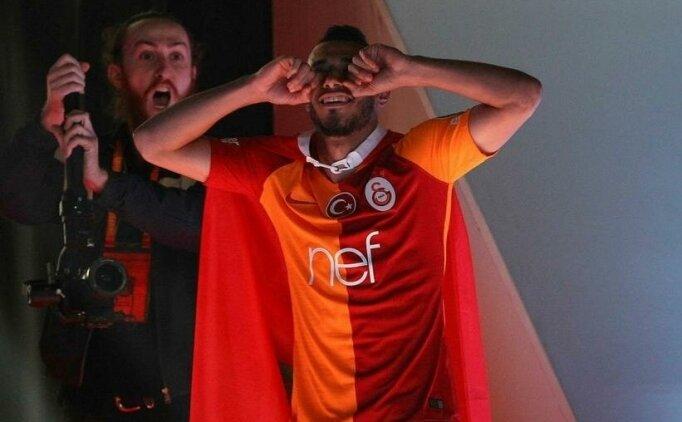 Galatasaray'ın Belhanda için tavrı net; 10 milyon euro