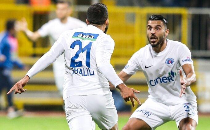 Abdul Khalili: 'İki penaltı işimizi zorlaştırdı ama...'