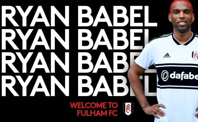 Ryan Babel, resmen Fulham'da!