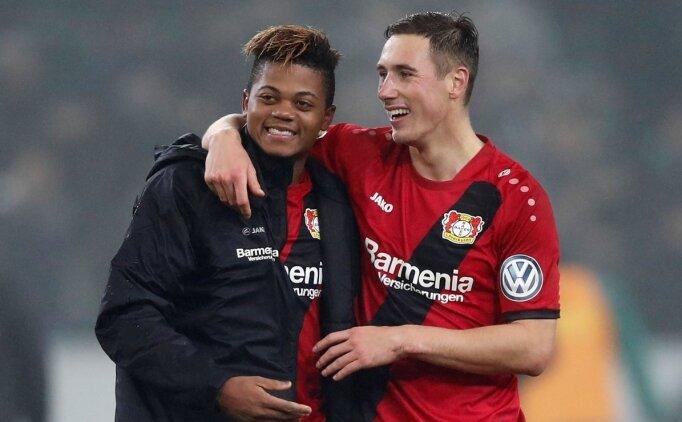 Leon Bailey, Bayern'e ummadığını yaşattı