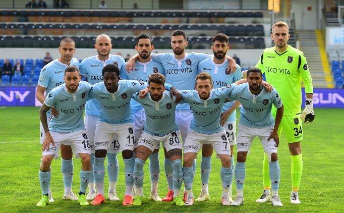 Başakşehir'in şampiyonluk hedefi bu yıl da tutmadı