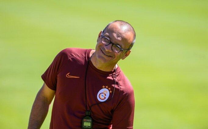 Galatasaray'da Bartali, ipleri eline aldı!