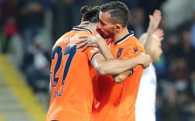 Enzo Crivelli atıyor, Başakşehir kazanıyor