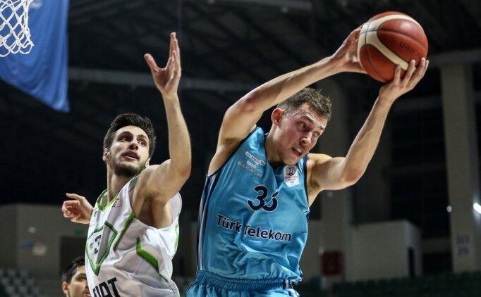Türk Telekom, Dinamo Sassari'yi ağırlayacak